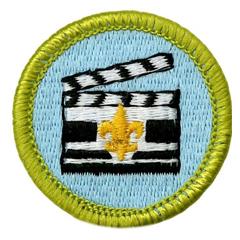 video merit badge